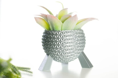 Epcot Inspired Sphere Air Plant Holder Planter