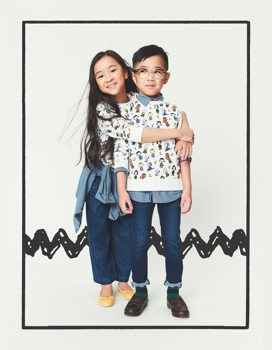 The new Janie and Jack Peanuts Capsule Collection is filled with Snoopy and Woodstock gear to outfit...