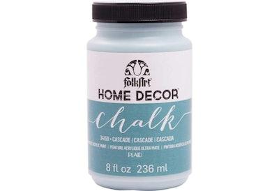 FolkArt Home Decor Chalk Furniture & Craft Paint (8 Oz.)
