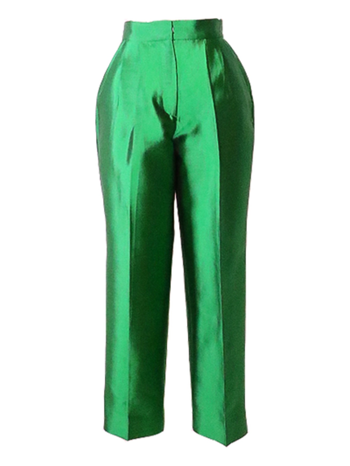 Pleated Tapered Pant