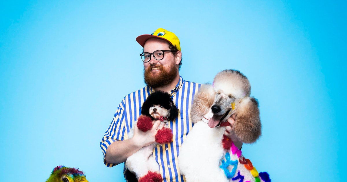 Dan Deacon on how he makes his music, and what gear he can't live without