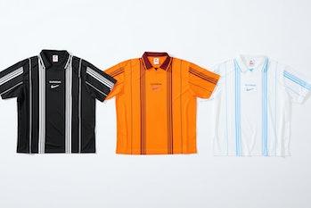 Supreme Nike Soccer Jersey