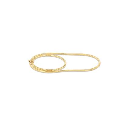 Double Loop Ring