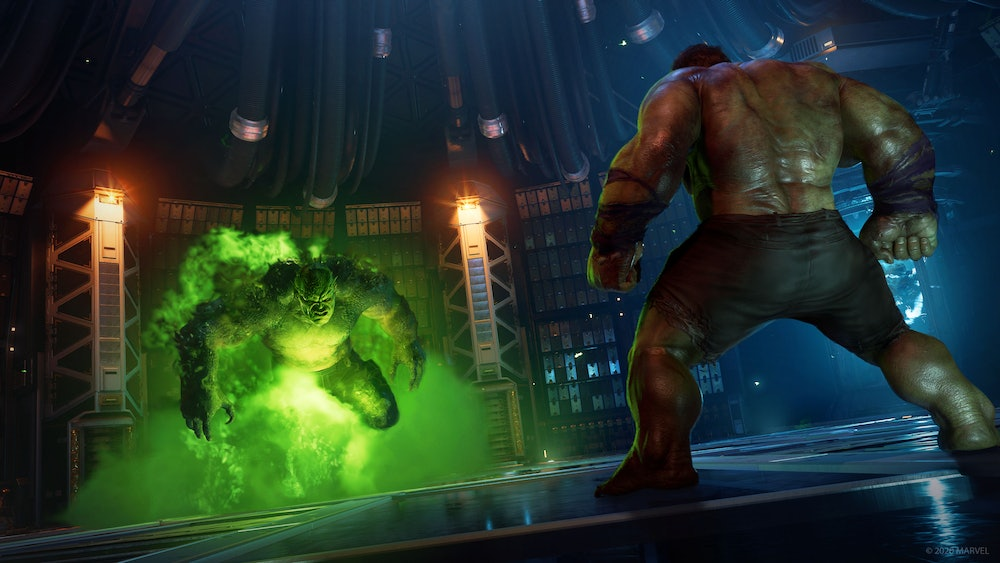 marvel's avengers demo hulk abomination