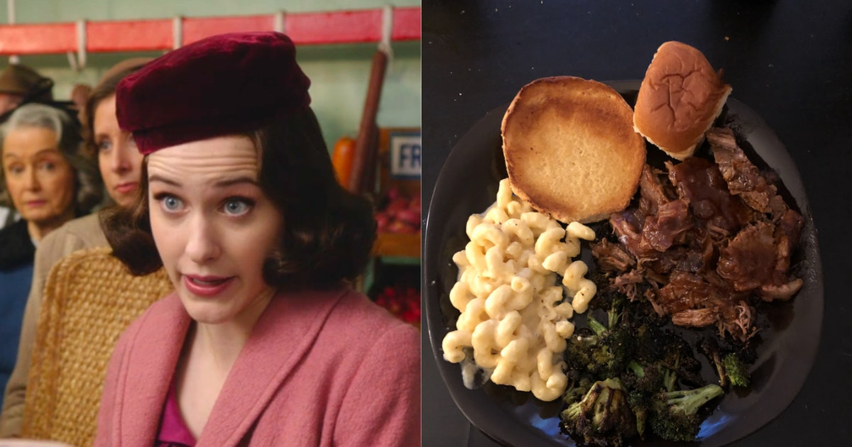 I Tried Midge's Brisket Recipe From 'The Marvelous Mrs. Maisel' & Learned SO Much