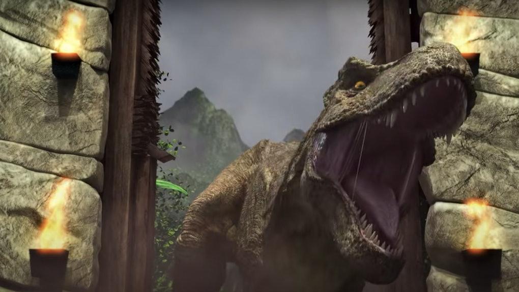 'Jurassic World: Camp Cretaceous'