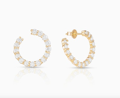 XL Swirl Earrings
