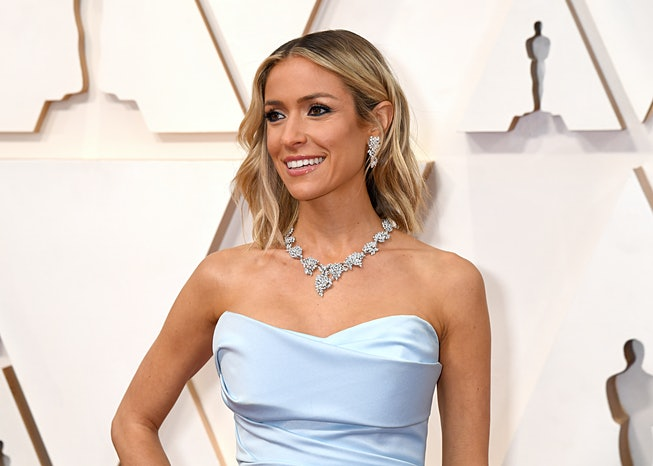 Kristin Cavallari attends the 92nd Annual Academy Awards at Hollywood and Highland on February 09, 2020 in Hollywood, California.