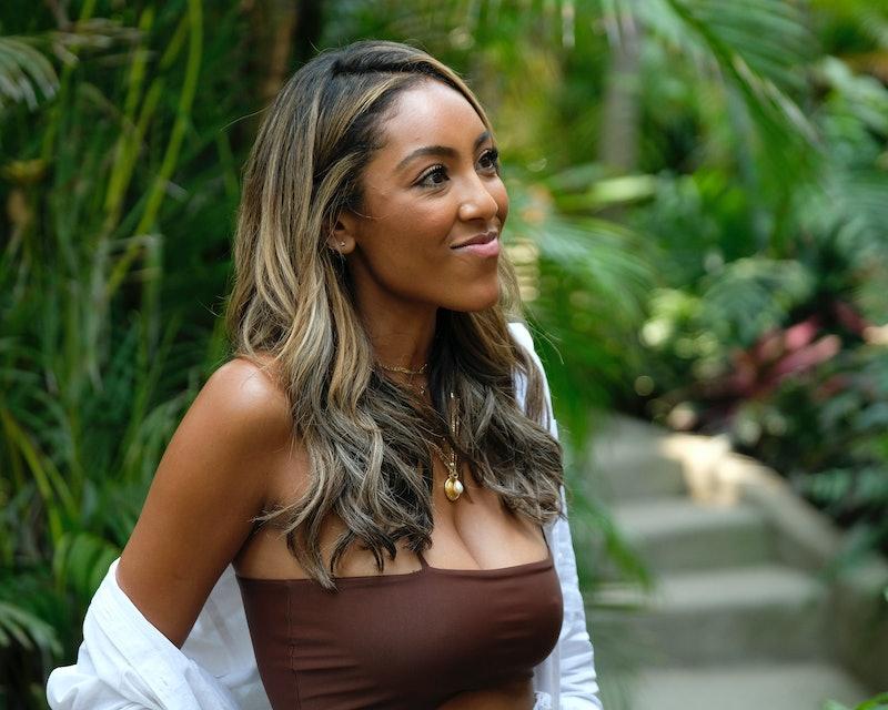 Tayshia Adams 'Bachelorette' Reactions (via ABC Press Site)