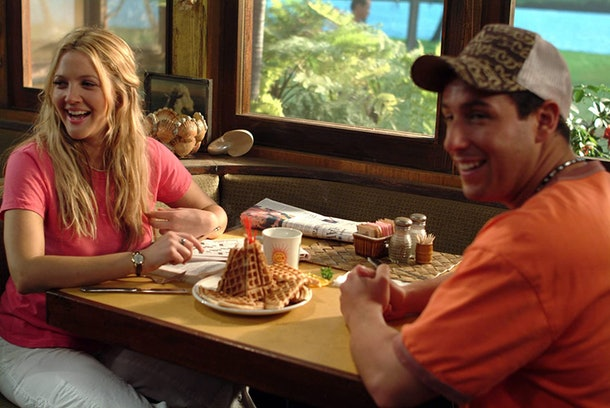 "If you're searching for dates inspired by classic movies, consider some of the scenes in ""50 First Dates."""
