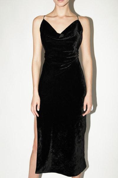 Jackie Velvet Gown