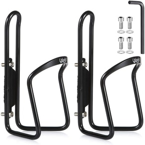 USHAKE Water Bottle Cages (2-Pack)