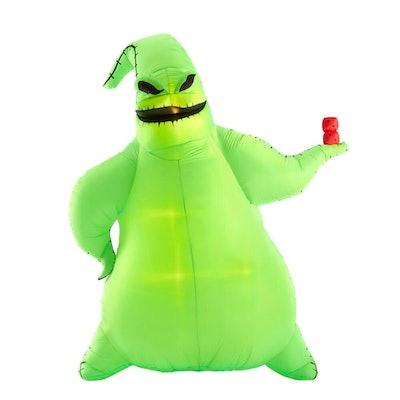 10 Foot Inflatable Oogie Boogie Man