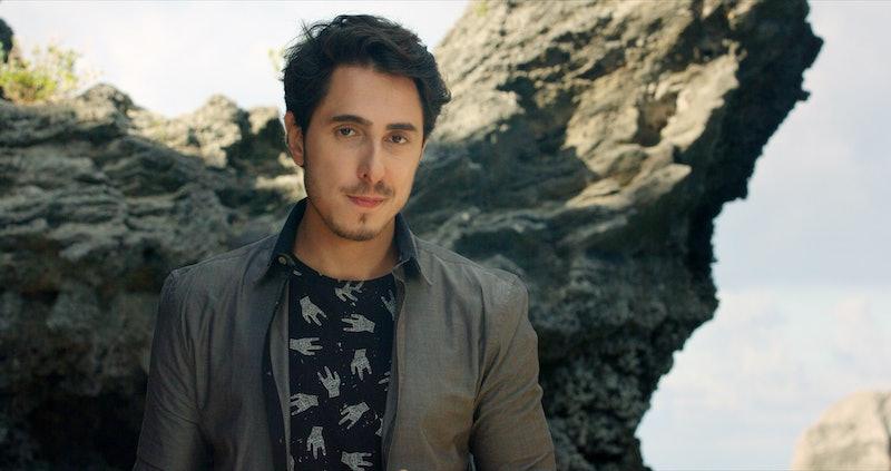 Felipe Castanhari in Mystery Lab via the Netflix press site