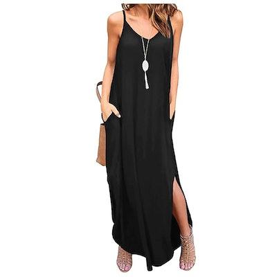 GRECERELLE Women's Summer Casual Dress