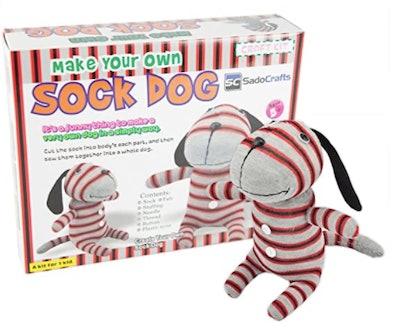Sadocrafts Sock Dog