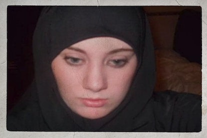 Samantha Lewthwaite (aka the White Widow) from Netflix's 'World's Most Wanted' via the Netflix press site.