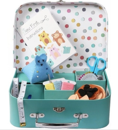 Almighty Girl Sew First Sewing Kit