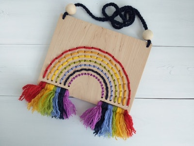 Rainbow Sewing Kit, Handiwork You Love