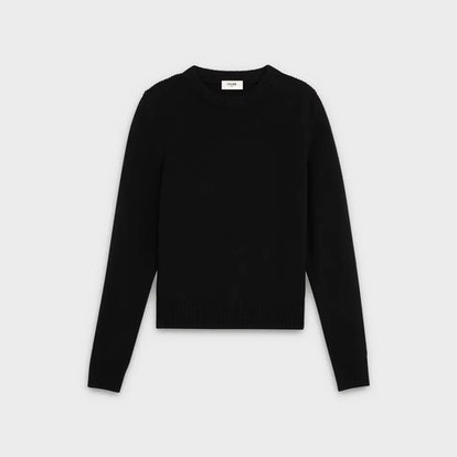 Crewneck Sweater In Iconic Cashmere