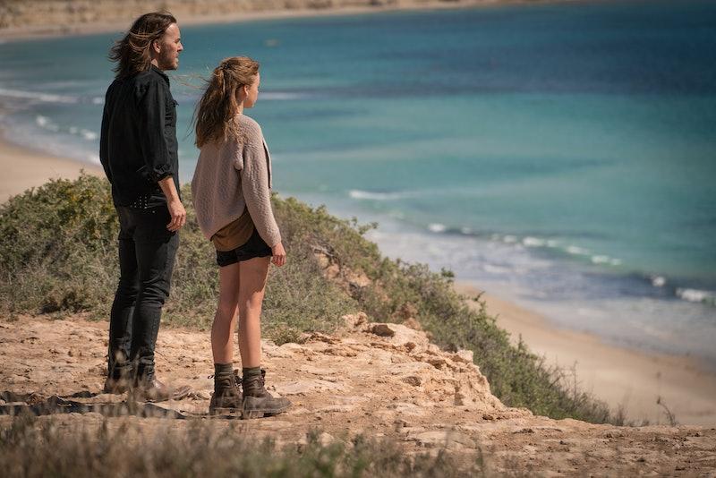 'Upright' on Sundance Now starring Milly Alcock & Tim Minchin via SUNDANCE NOW PRESS SITE