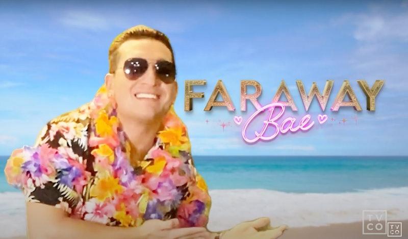 "Joey Stasso in TVCO's ""Faraway Bae"""