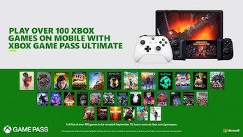 xcloud microsoft xbox game pass