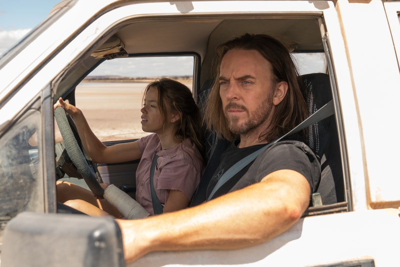 'Upright' on Sundance Now stars Milly Alcock & Tim Minchin via Sundance Now Press Site