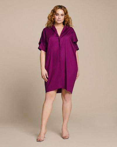 WAELA Shirt Dress