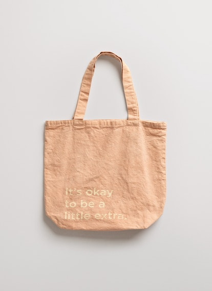 Chipotle Natural Avocado Dye Tote