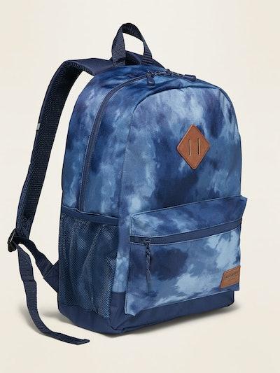 Cool Tie Dye Backpack