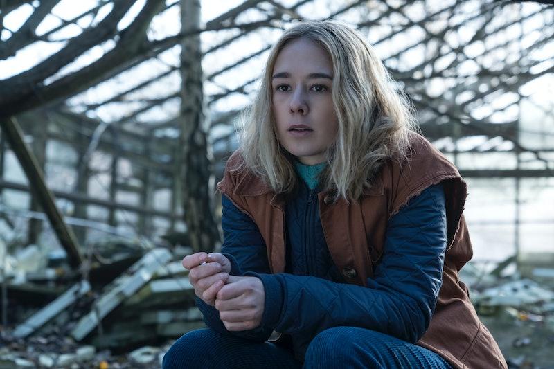 Alba August in The Rain via the Netflix press site