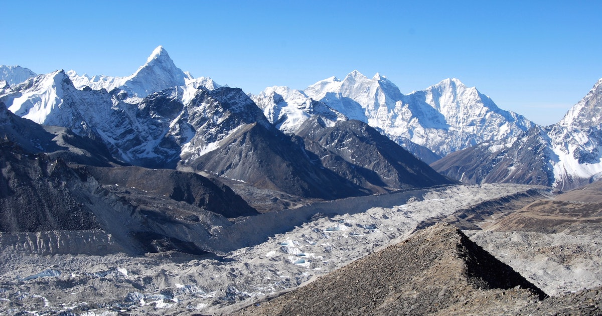 A massive change is coming to the Himalayas