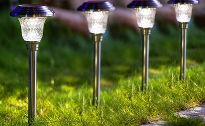 Beau Jardin Solar Lights (8-Pack)