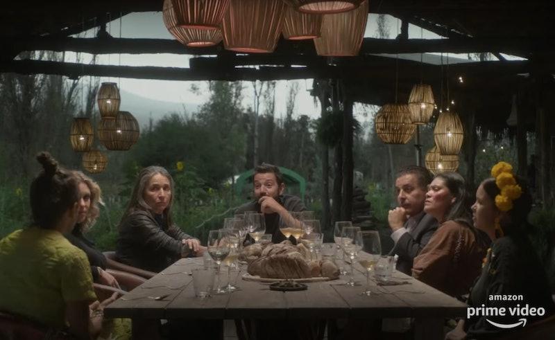 Diego Luna in 'Pan y Circo' on Amazon Prime