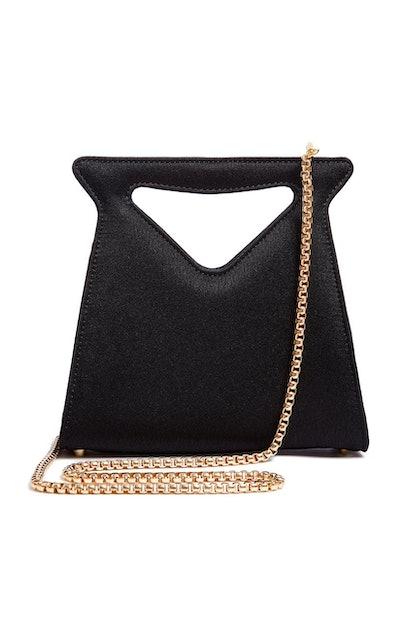 Mickey Satin Crossbody Bag