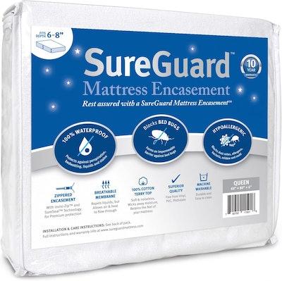 SureGuard Mattress Encasement, Full