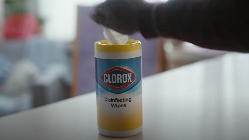 Clorox CEO announced earlier this week that a shortage of disinfecting wipes will continue until 2021.