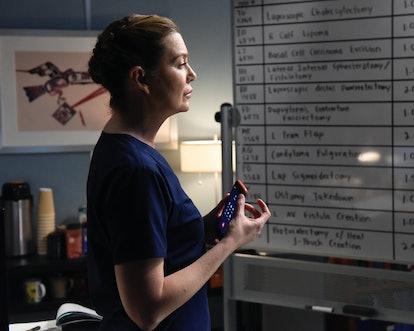 Ellen Pompeo shares why she's still on Grey's Anatomy.