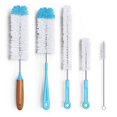 BluBox Bottle Brush Cleaner 5 Pack