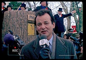 groundhog day movie bill murray