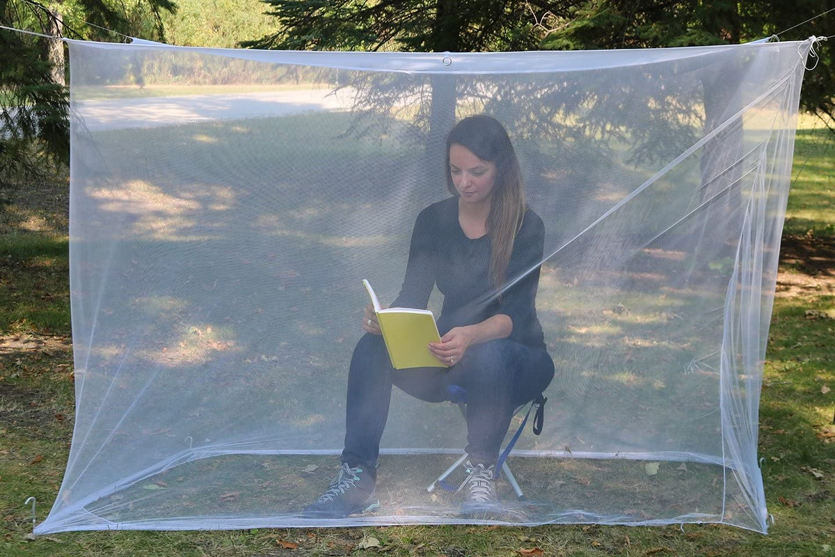 Coghlan's Mosquito Bed Net