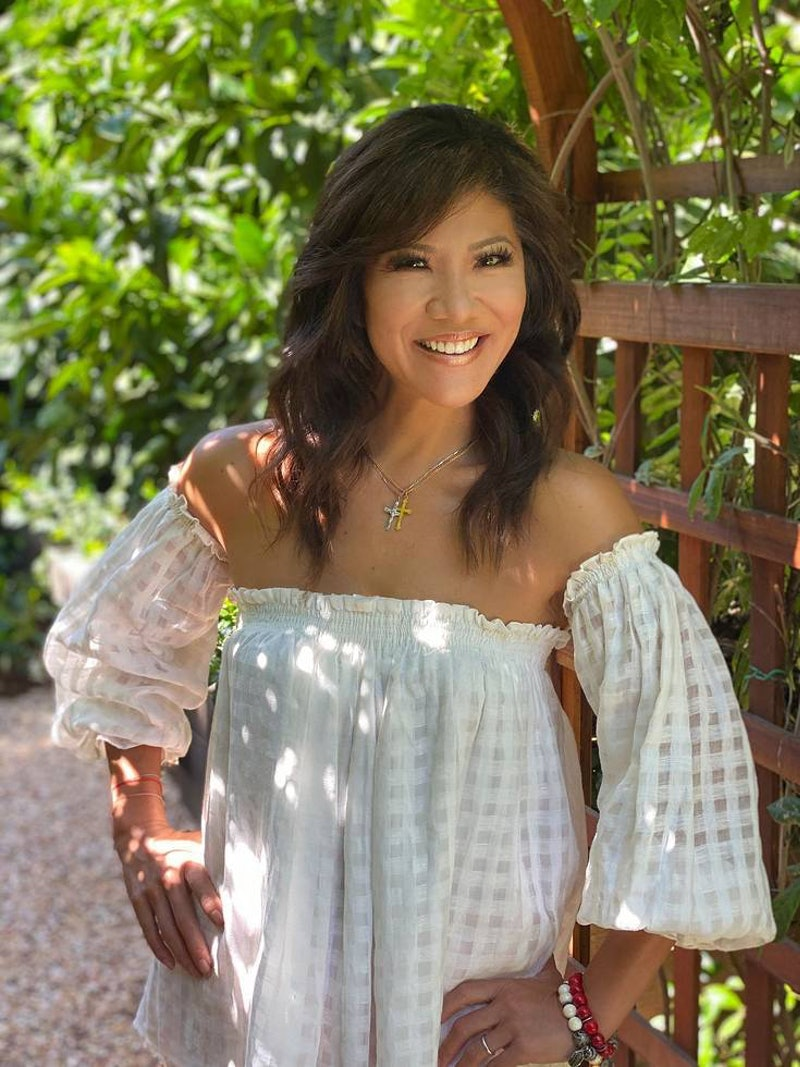 Julie Chen from Big Brother via the CBS press site
