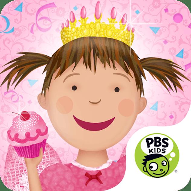 Pinkalicious Kindle App