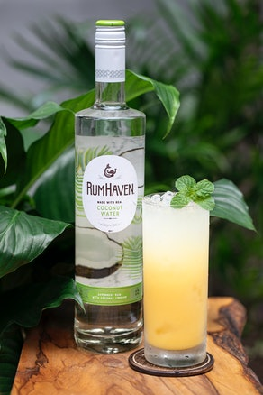 RumHaven Rum with Coconut Liqueur