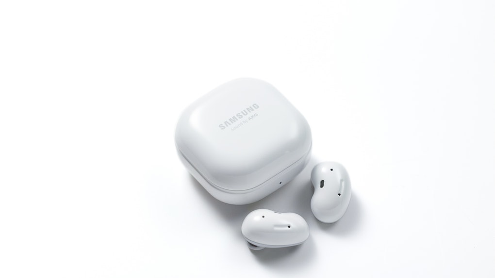 Active Noise Cancellation on the Galaxy Buds Live can be switched on and off.