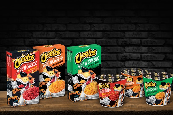 Here's where to get the new Cheetos Mac 'N Cheese for a twist on two classics.