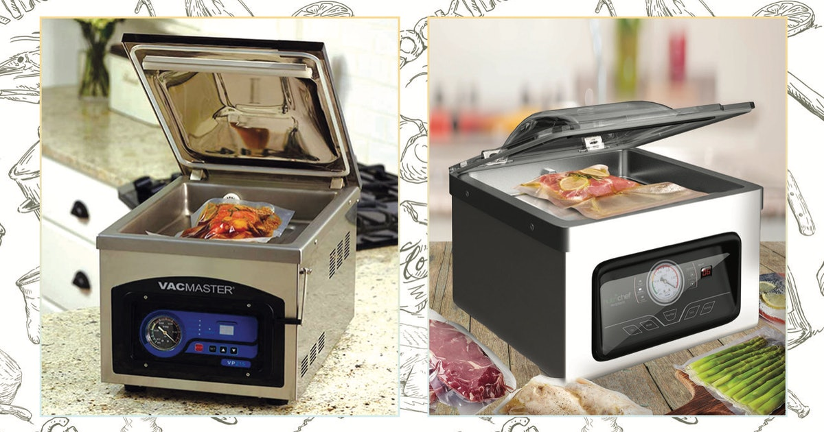 Save Money & Keep Food Fresh For Ages With These Chamber Vacuum Sealers