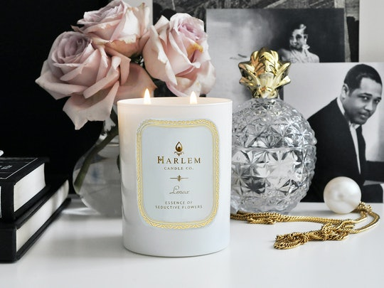 Lenox candle from the Harlem Candle Company.