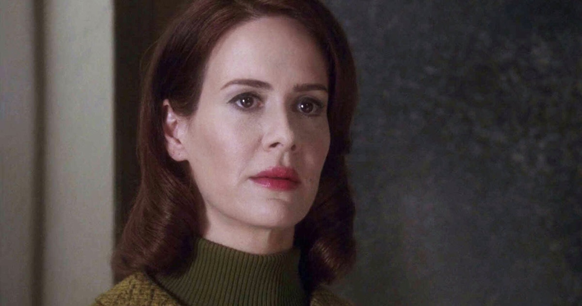 Sarah Paulson Will Be Part Of The 'AHS' Spinoff, But Not How You Might Think